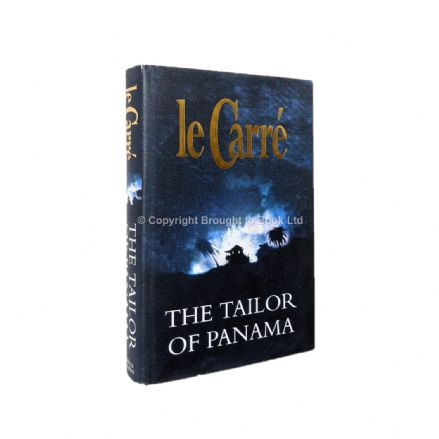 The Tailor of Panama Signed by John le Carré First Edition Hodder & Stoughton 1996